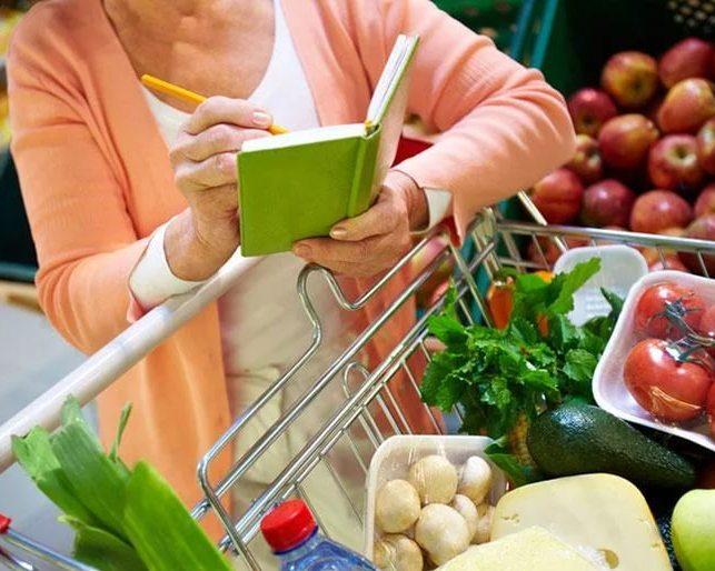 Недельная инфляция в РФ составила 0,1 процента