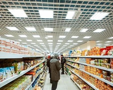 Средний чек граждан России при походе вмагазин увеличился на1%