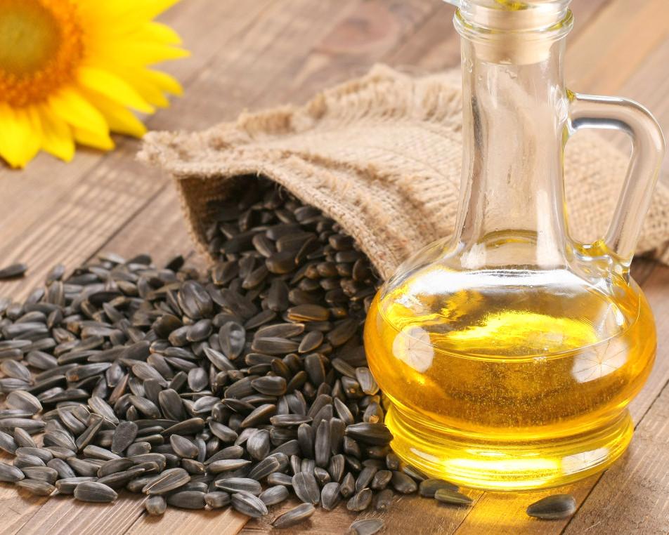 Производство подсолнечного масла в России возросло на 15%