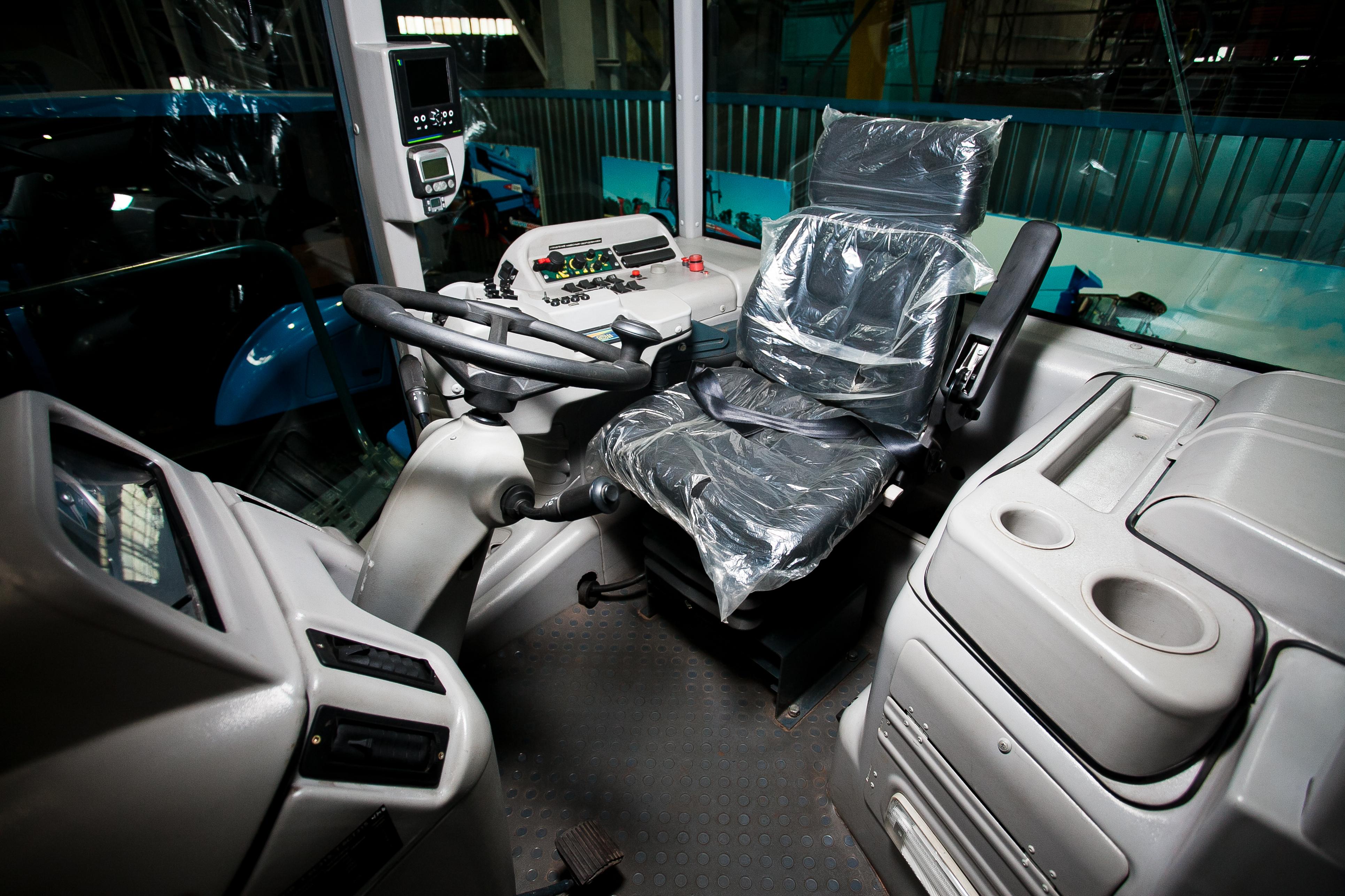 Производство тракторных кабин запустили вПавловском районе Нижегородской области