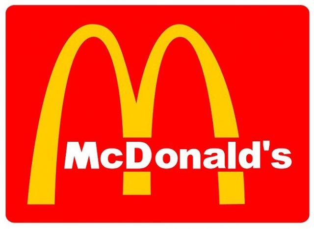 McDonald's перейдёт напереработанные материалы в 2025г.
