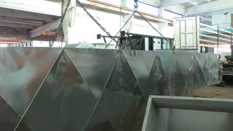 Шахтные зерносушилки от производителя RIR-standart