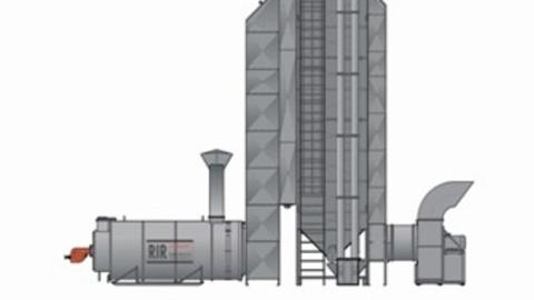 Зерносушильное оборудование RIR на выставке Тюмень Агро-2018