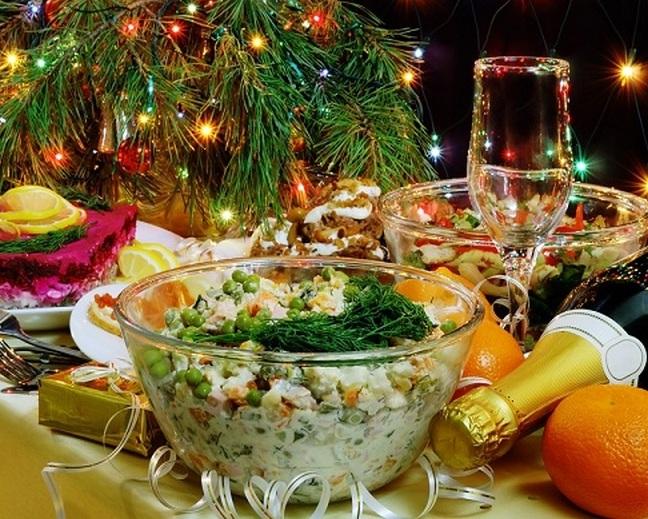 Что готовить' на новый год