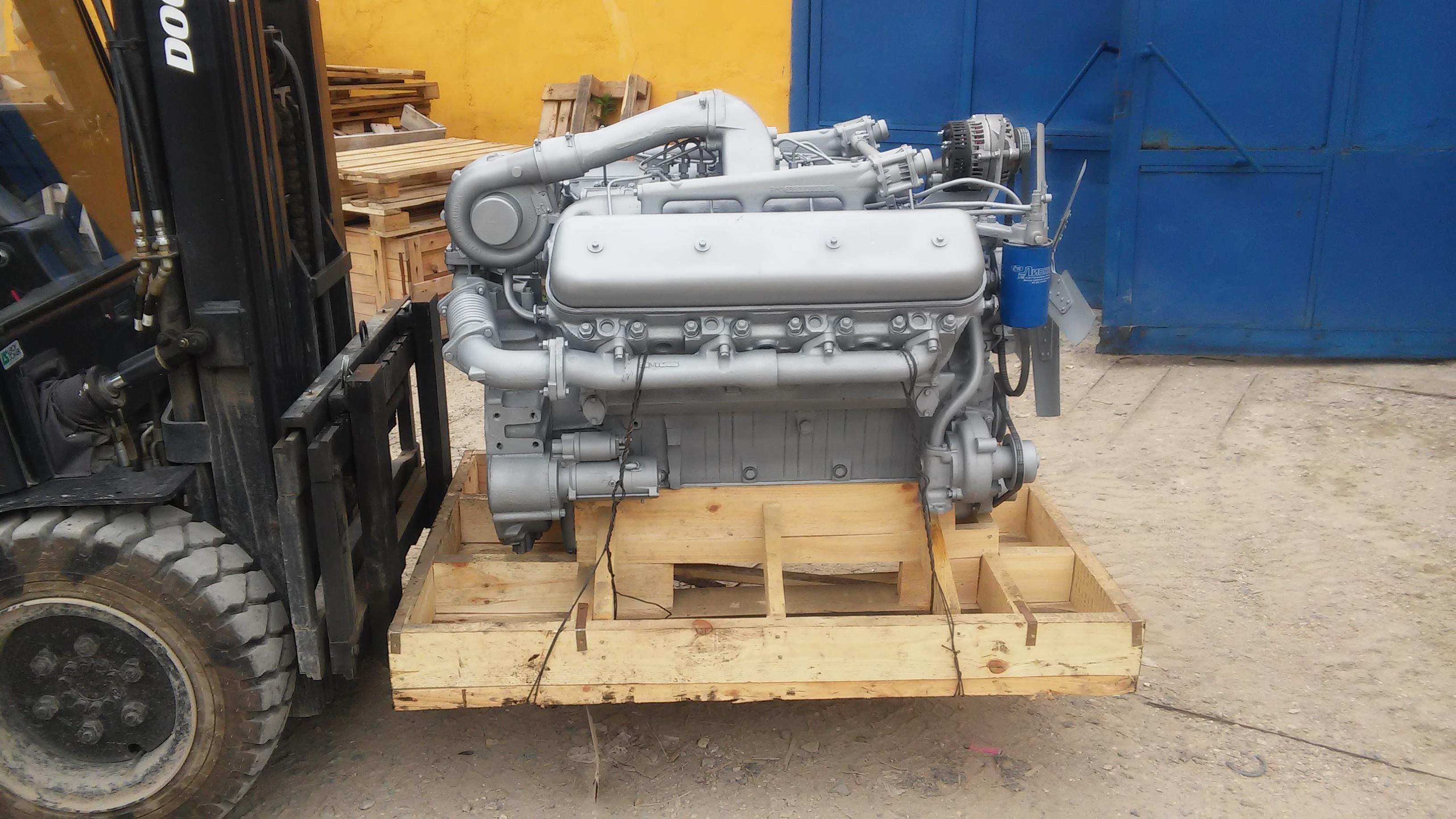 двигатель ямз 238 турбо технические характеристики двумя