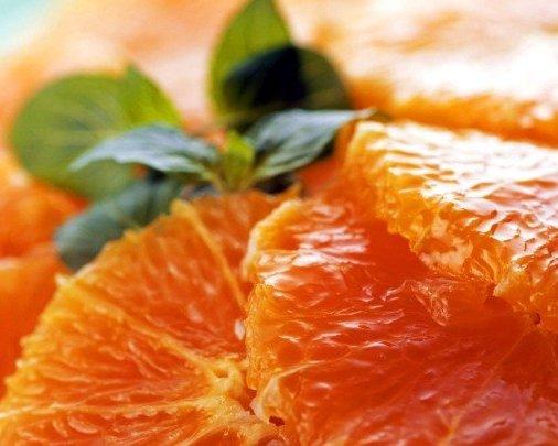 обои оранжевого цвета на рабочий стол № 648191 без смс